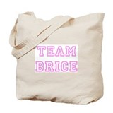 Pink team Brice Tote Bag
