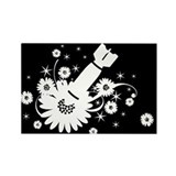 flower-bomb-bl_13-5x18.png Rectangle Magnet