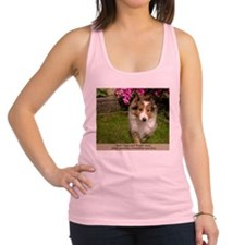 Dogs and People Racerback Tank Top