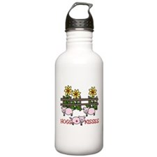 Hogs + Kisses Water Bottle