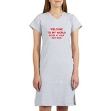 insane Women's Nightshirt