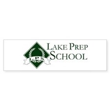 LAKE PREP SCHOOL Bumper Sticker