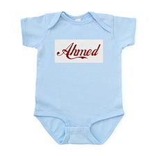 Ahmed name Infant Bodysuit