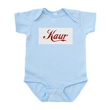 Kaur name.png Infant Bodysuit