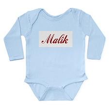Malik name Onesie Romper Suit