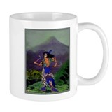 Small Mug, Kama Warrior of Yokahama