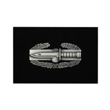 Combat Action Badge Rectangle Magnet