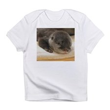 Sleeping Otter Infant T-Shirt