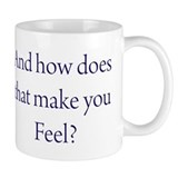 Cute Psychiatrist Small Mug