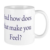 Cute Psychiatrist Small Mugs