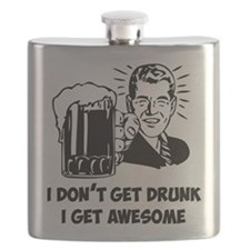Unique Funny Flask