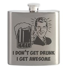 Cute Beer pong Flask