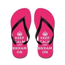 Unique Hot pink Flip Flops