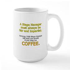 Stage Manager Coffee Mug