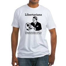 The Libertarian Plot Shirt