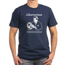 The Libertarian Plot T