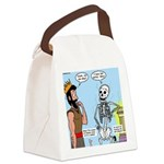 Uzzah's Very Bad Day Canvas Lunch Bag