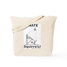 Squirrel Gun Tote Bag