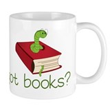 Got Books Small Mug
