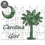 Jade Carolina Girl Puzzle