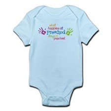 Stays At Preschool Infant Bodysuit