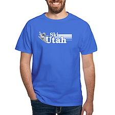 Ski Utah (male) T-Shirt