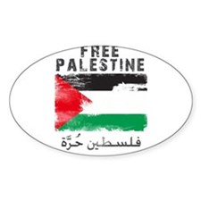 Free Palestine ( filistin hur Decal