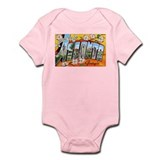 Atlanta Georgia Greetings Infant Bodysuit