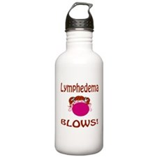 Lymphedema Blows! Water Bottle