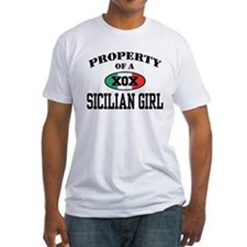 Property of a Sicilian Girl Shirt