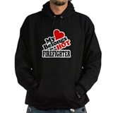My Heart Belongs to a HOT Firefighter! Hoodie