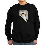 Area 51 Perimeter Patrol Sweatshirt (dark)