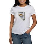 Area 51 Perimeter Patrol Women's T-Shirt