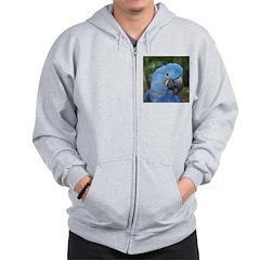 Hyacinth JM Csaky Zip Hoodie