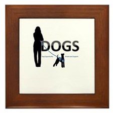 DOGS, nfp Framed Tile