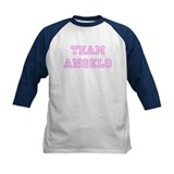Pink team Angelo Tee