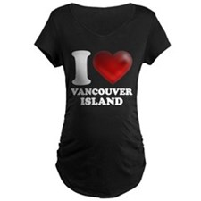 I Heart Vancouver Island T-Shirt