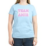 Pink team Amir Women's Pink T-Shirt