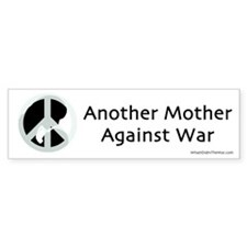 Another Mother Against War Bumper Bumper Sticker