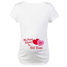 My Heart Belongs To Shirt