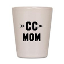 CC Mom Shot Glass
