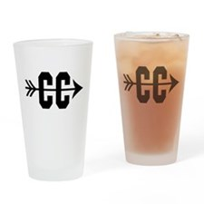 CC Drinking Glass
