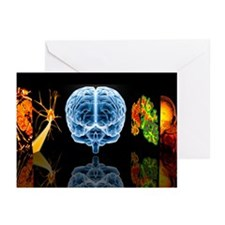 Neurology - Greeting Cards (Pk of 20)