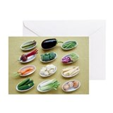 Vegetables - Greeting Cards (Pk of 20)