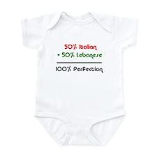 Italian & Lebanese Infant Bodysuit
