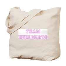 Pink team Humberto Tote Bag