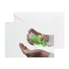 Antibacterial soap - Greeting Cards (Pk of 20)