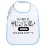 Werewolf University Property Bib