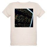 DNA microarray -  T-Shirt