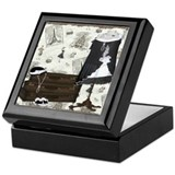 Gatsby In Paris Keepsake Box